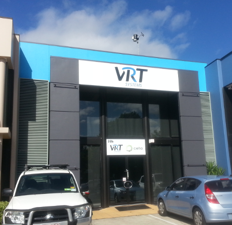 VRT's Office in Milton